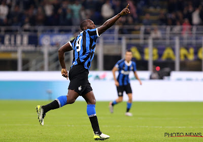 Romelu Lukaku titille un record à l'Inter Milan