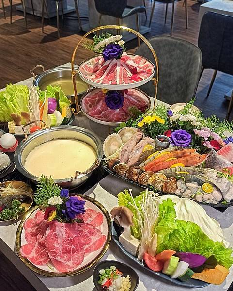 沐樂享鍋 MORE LOVE HOT POT 精緻火鍋涮涮鍋