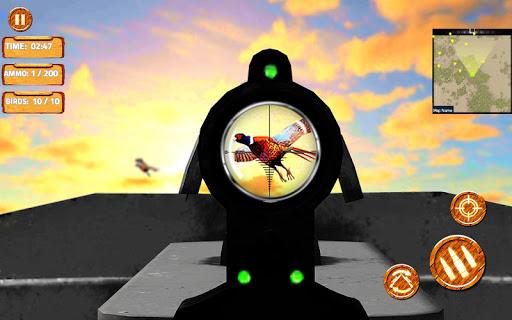 Pheasant Shooter: Crossbow Birds Hunting FPS Games screenshots 3