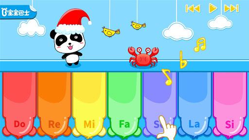 寶寶樂器-寶寶巴士-幼兒教育遊戲