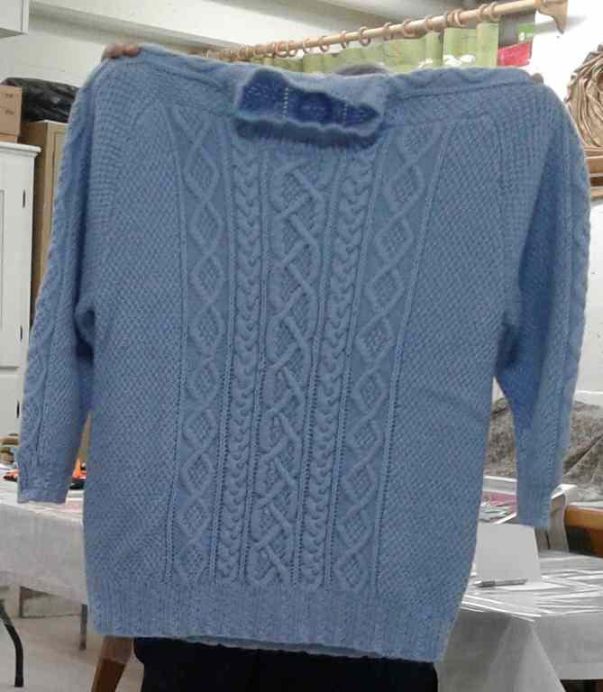 chandail tricoté