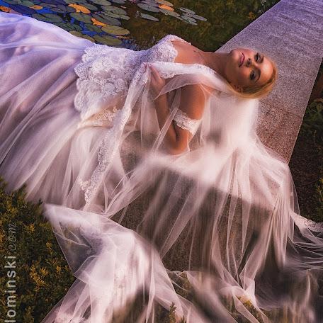 Wedding photographer Michal Slominski (fotoslominski). Photo of 18.10.2017