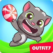 Game Talking Tom Candy Run apk for kindle fire