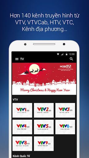 MobiTV - Xem Tivi Online  APK Android