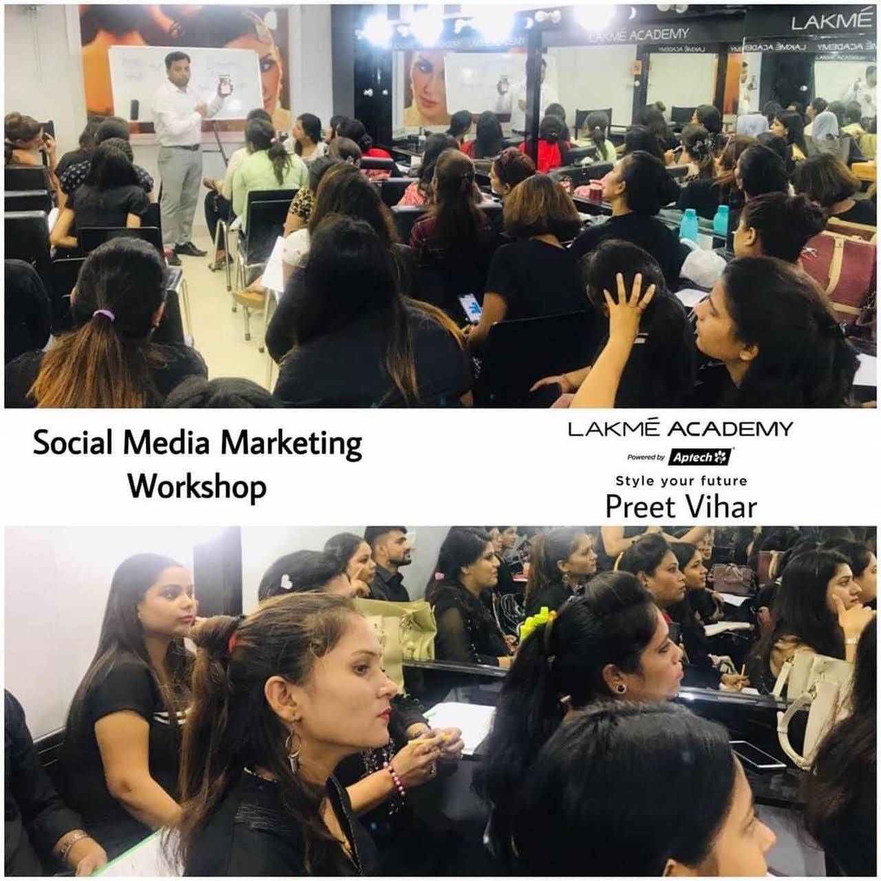 Lakme Academy Preet Vihar - Makeup Artist Training center