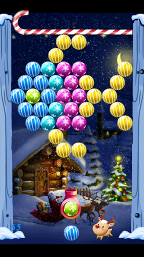Christmas Bubble Shooter game (apk) free download for Android/PC/Windows screenshot