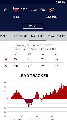 NBA Screenshot