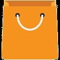 All in one online shopping bazaar app (lite) icon