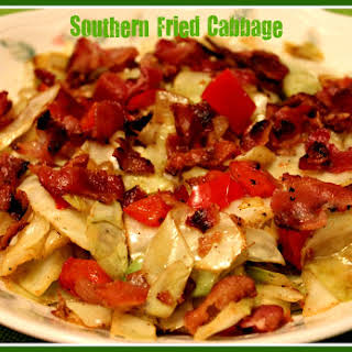 Southern Fried Cabbage!.