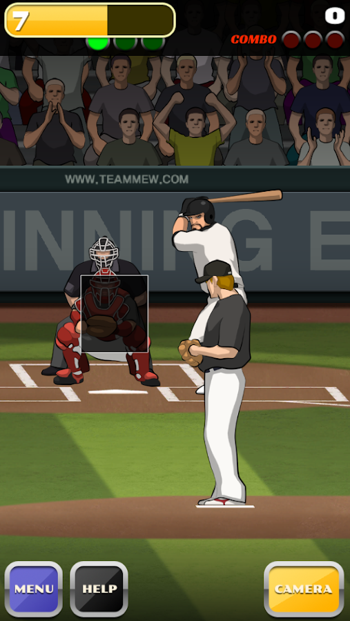 Inning Eater (Baseball Game)- screenshot