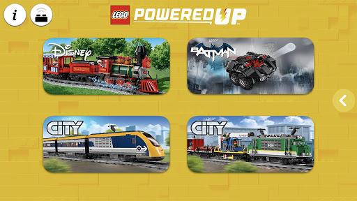 LEGO® POWERED UP screenshots 1