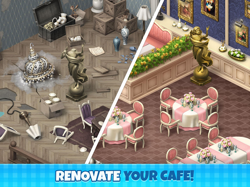 Manor Cafe Screenshot 7