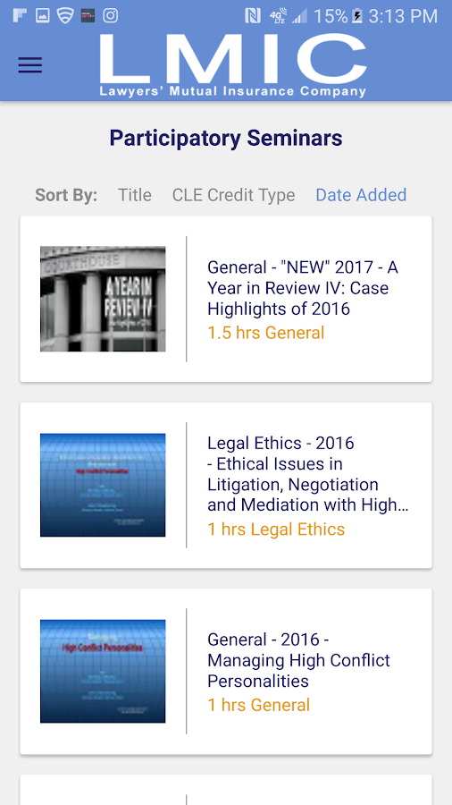 LawyersMutual- screenshot