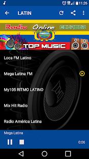Radios de Ecuador FM AM Online 7