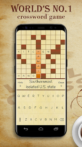 Crosswords - The Game screenshot 1