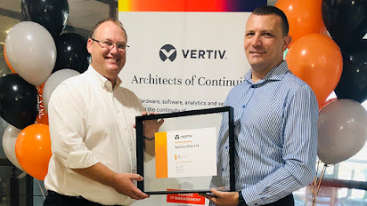 Vertiv Collaborates with Rectron to Help Tackle Power Shortages in