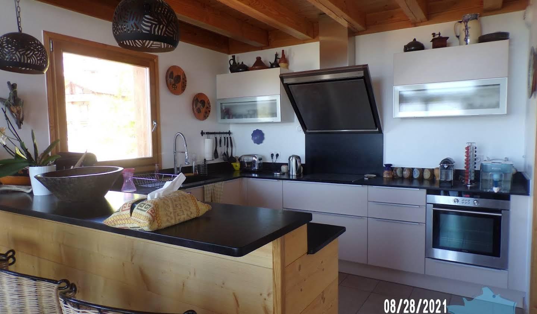 Maison avec terrasse Font-Romeu-Odeillo-Via