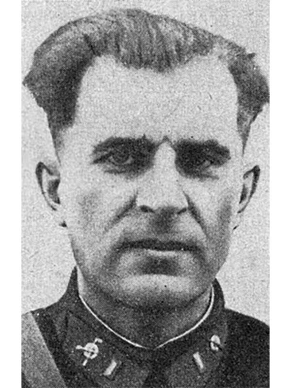 Копылов И.Т. - инструктор политотдела 71 осбр, старший политрук