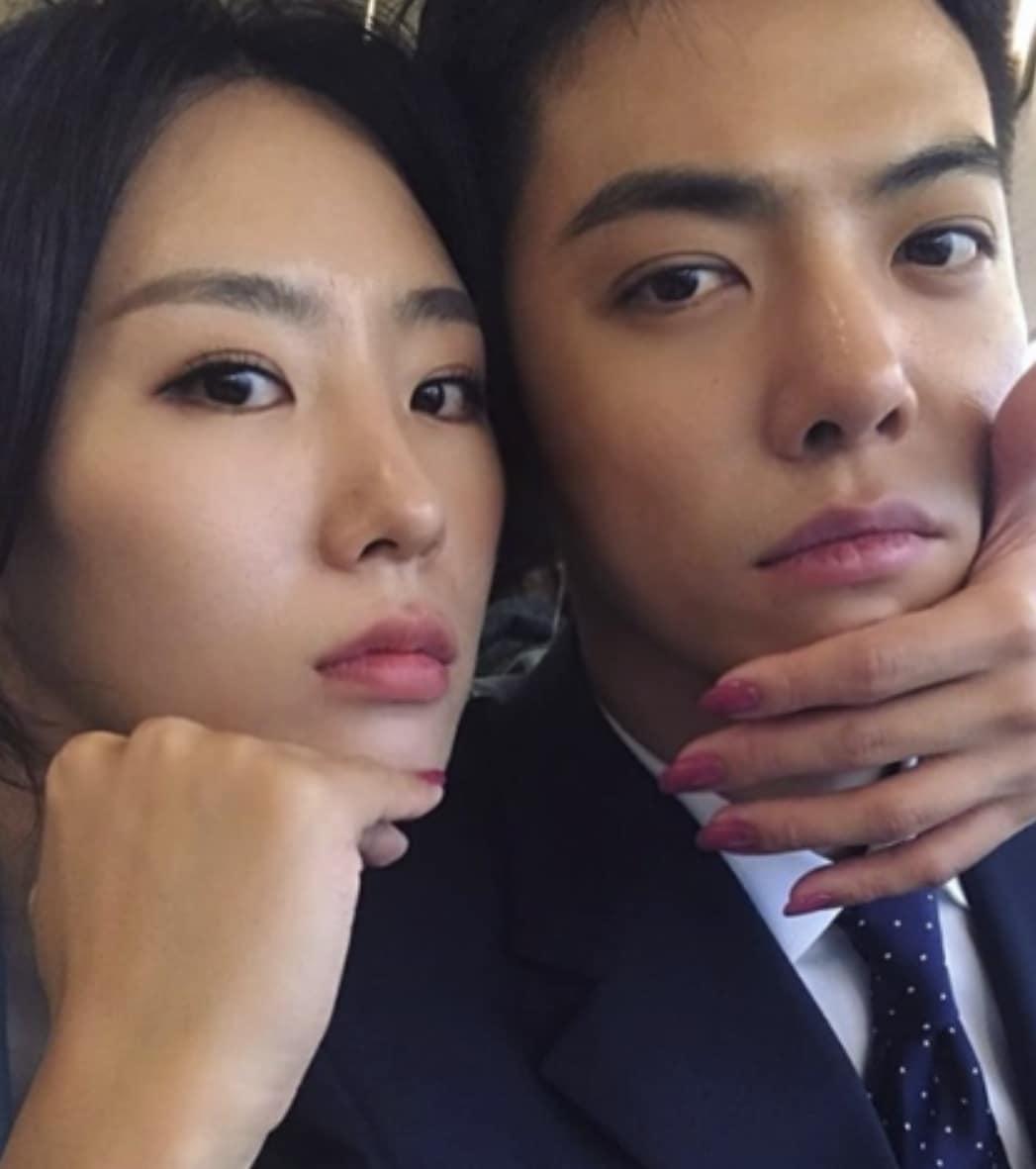 lee sang hwa kangnam marriage 2