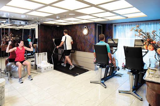amaprima-gym.jpg - Keep in shape at the fitness center on AmaPrima.