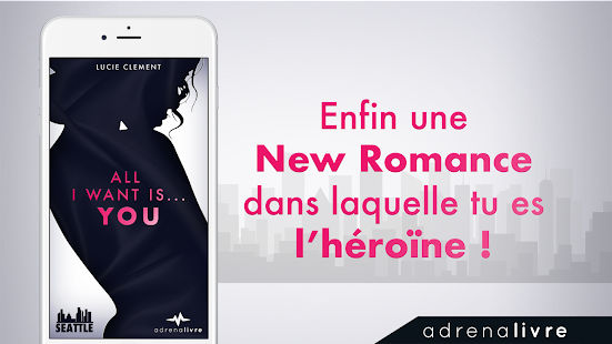 All I Want Is... You - Une New Romance Interactive – Vignette de la capture d'écran