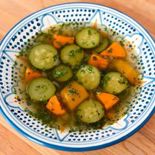 Mami's Sopita - Moroccan Vegetable Soup