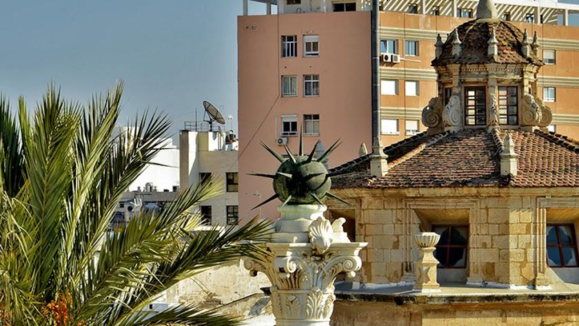 Contrarreforma, Liberal-progresismo y Desarrollismo en la ciudad de Almería.