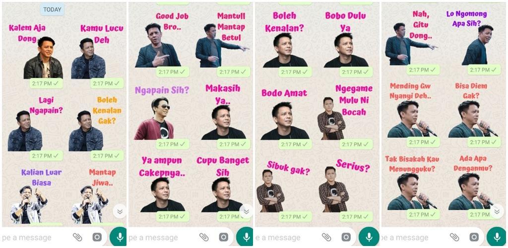 Download Ariel Noah Whatsapp Stickers Apk Latest Version 1 0
