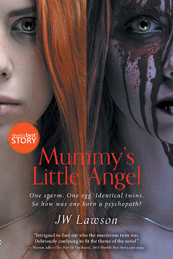 Mummy's Little Angel cover