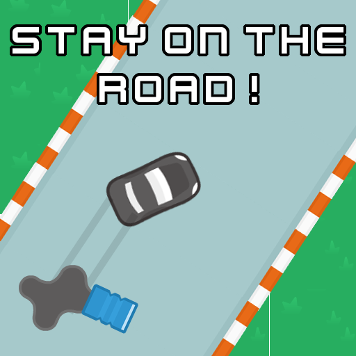Stay on the Road!