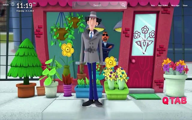 Inspector Gadget Wallpapers Movie New Tab