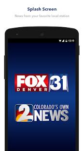 FOX31 KDVR & Channel 2 KWGN - náhled
