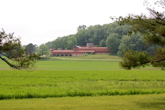 Photo: midway farm from road