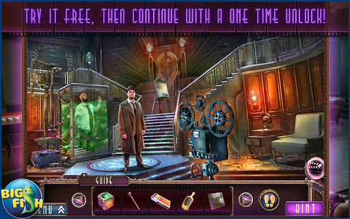 Final Cut Homage Hidden Object