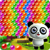 Panda Bubble POP