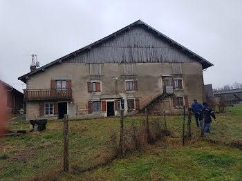 maison à Germéfontaine (25)