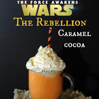 Rebellion Caramel Cocoa – White Hot Chocolate