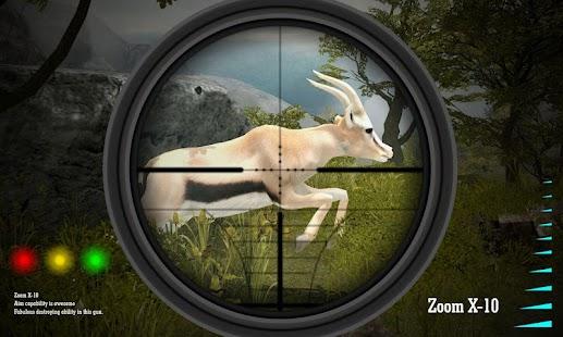 Go African Safari: Animal Wild Hunter 2018 - náhled