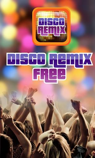 Disco remix free