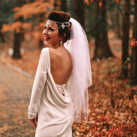 Wedding photographer Darya Kirsanova (KIRSANOVADARYA). Photo of 05.02.2018