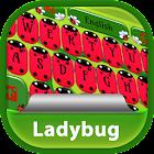 GO Keyboard Ladybug icon