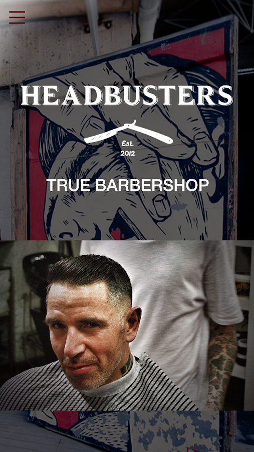 Headbusters Barbershop- screenshot