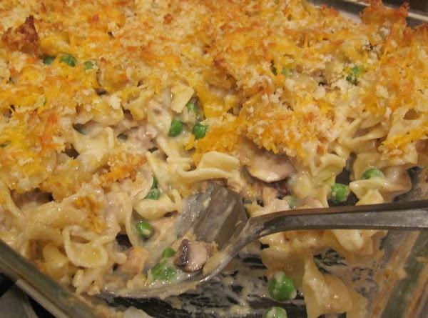 Simple And Yummy Tuna Noodle Casserole Recipe