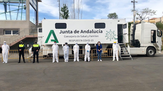 La Junta anuncia nuevos cribados en Almería capital y Santa Fe de Mondújar