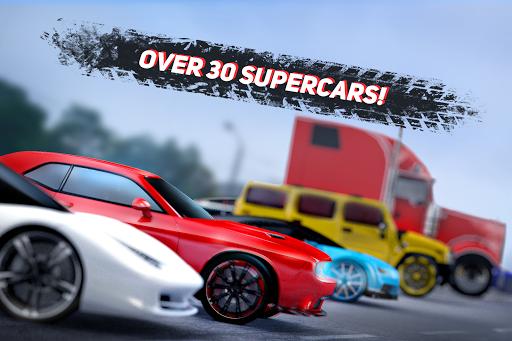 GTR Traffic Rivals