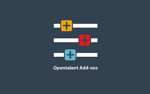 Opentalent - Add-ons