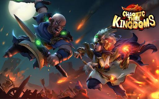 Chaotic Three Kingdoms: Epic Heroes War 1.4.0 screenshots hack proof 1