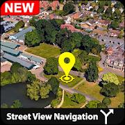 GPS Live Street View Map: Earth Navigation