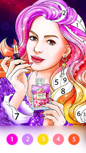 Coloring Fun : Color by Number Games 1