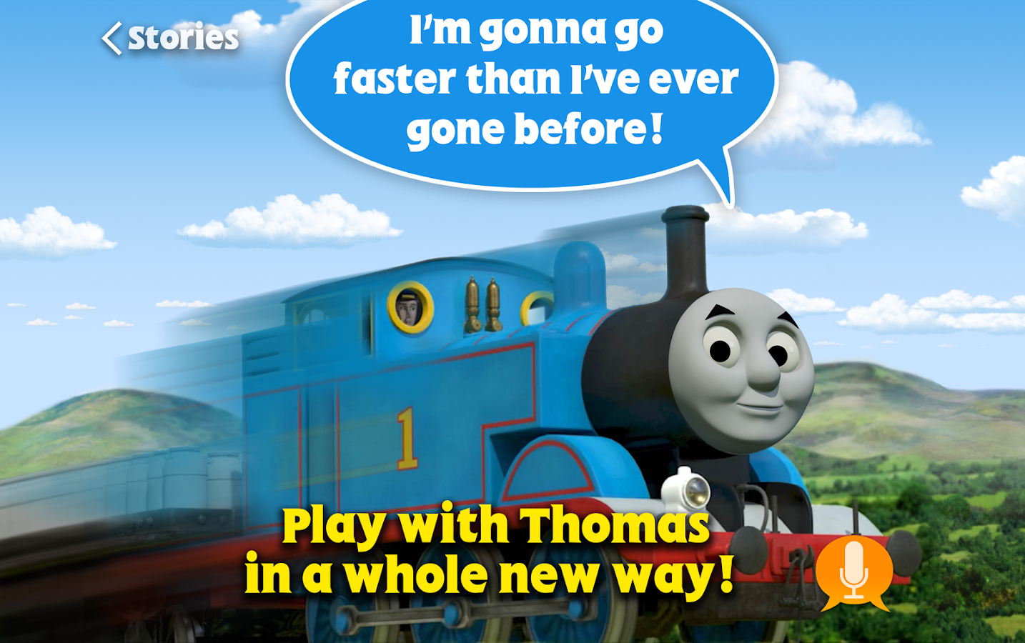 Thomas & Friends Talk to You- screenshot